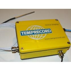 Temprecord Active Display (TAD)